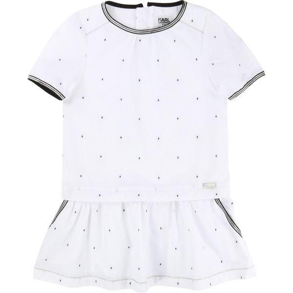 KARL LAGERFELD Платье детские модель HR52 , 2017