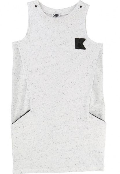 KARL LAGERFELD Платье детские модель HR57 , 2017