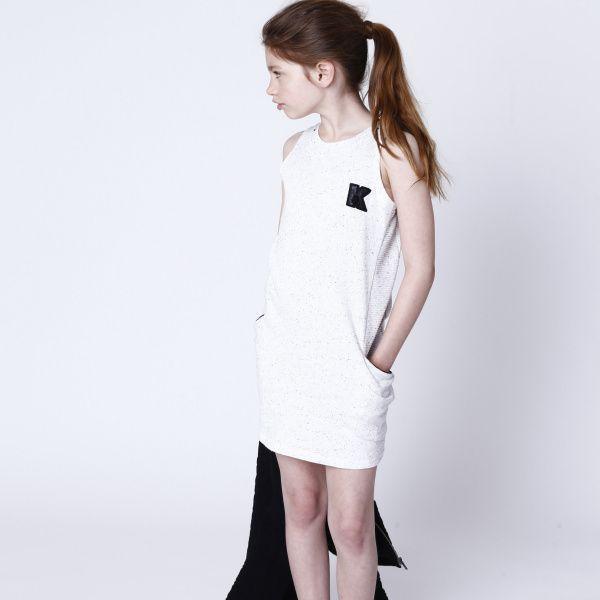 KARL LAGERFELD Платье детские модель HR57 отзывы, 2017