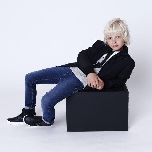KARL LAGERFELD Куртка детские модель HR90 отзывы, 2017