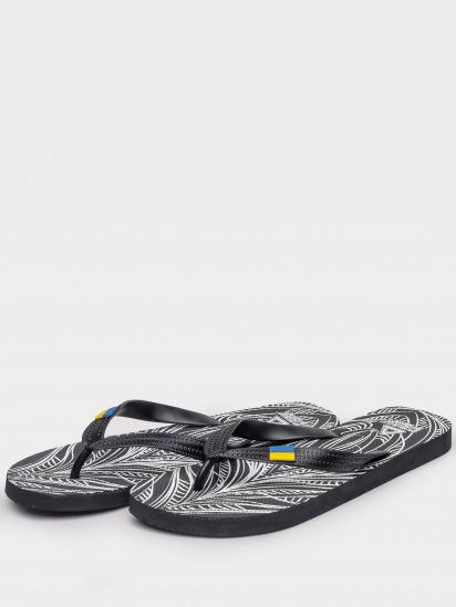Шльопанці  жіночі Peak HT023W-BLA розміри взуття, 2017