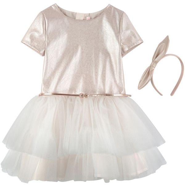 Сукня BILLIEBLUSH модель ID153 — фото - INTERTOP