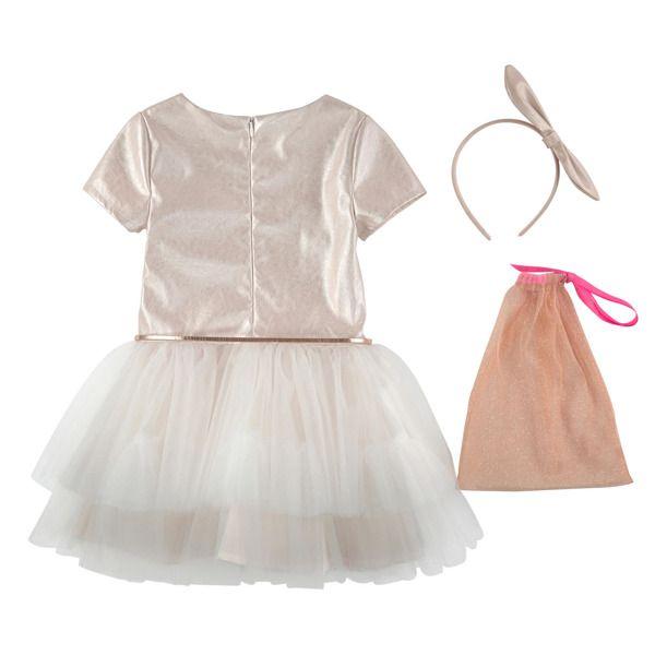 Сукня BILLIEBLUSH модель ID153 — фото 3 - INTERTOP