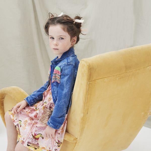 BILLIEBLUSH Платье детские модель ID321 отзывы, 2017