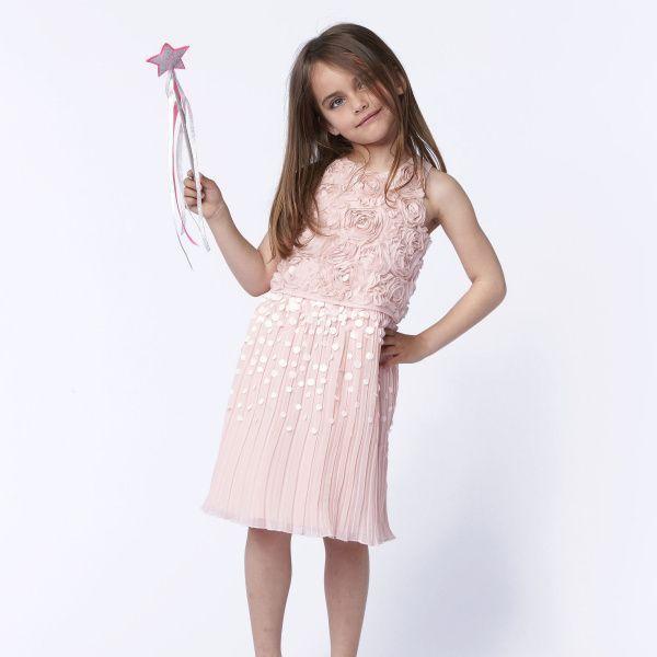 BILLIEBLUSH Платье детские модель ID324 качество, 2017