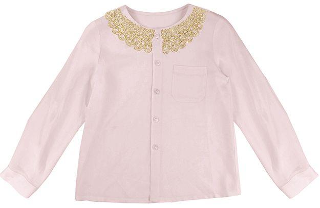 BILLIEBLUSH Рубашка с длинным рукавом детские модель ID428 цена, 2017