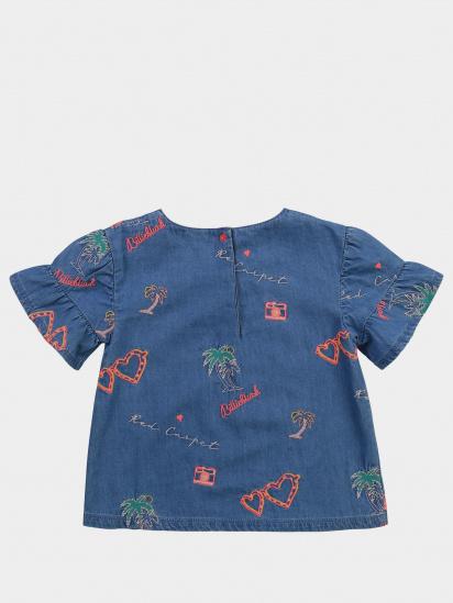 Блуза з коротким рукавом BILLIEBLUSH модель U15846/Z10 — фото 2 - INTERTOP