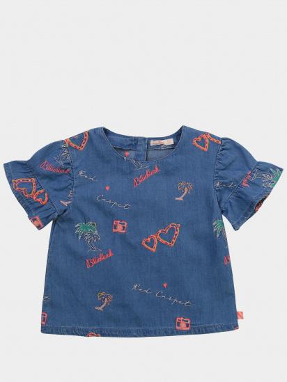 Блуза з коротким рукавом BILLIEBLUSH модель U15846/Z10 — фото - INTERTOP