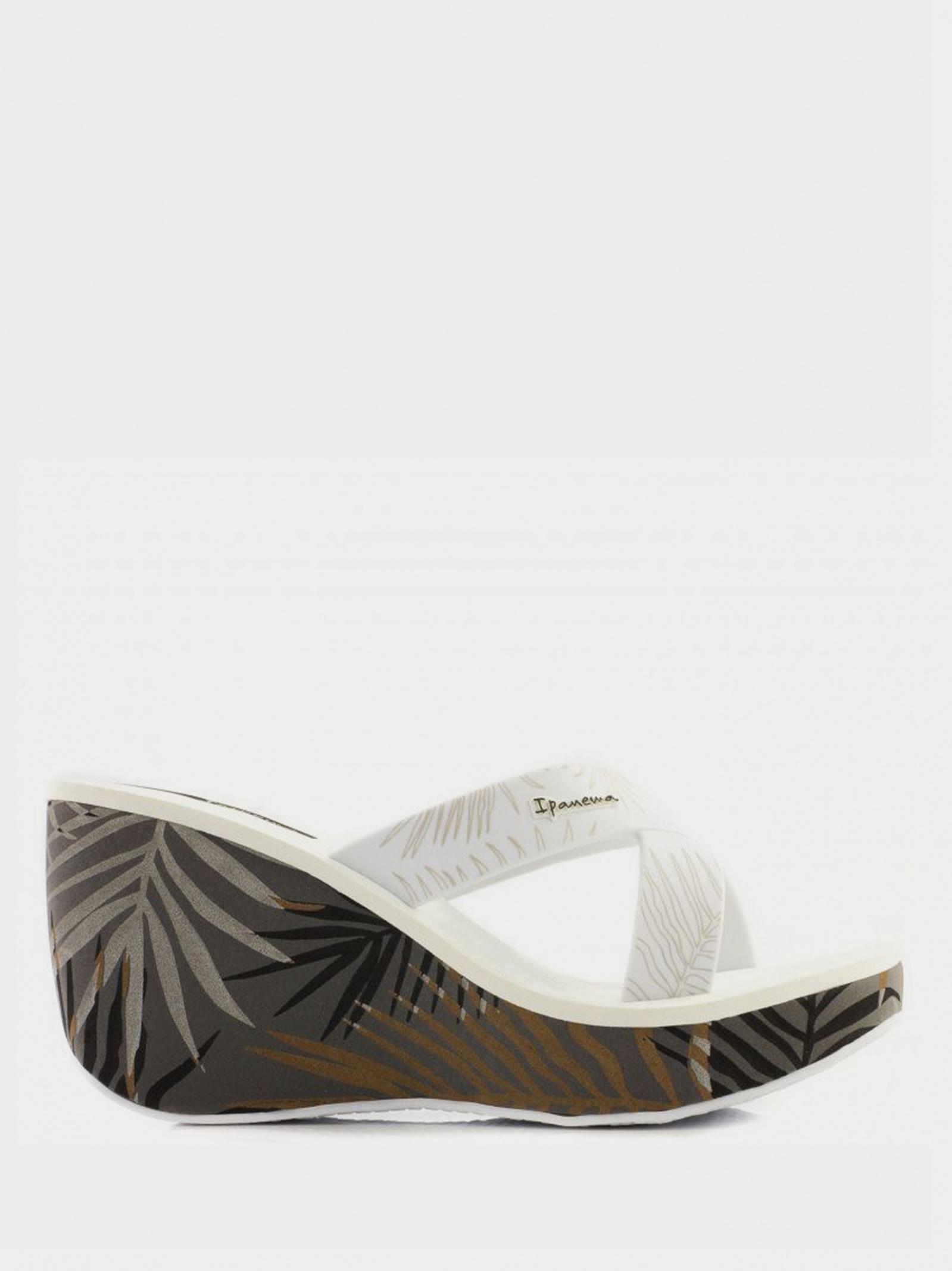 Шльопанці  для жінок Ipanema 81934-23968 брендове взуття, 2017