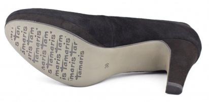Туфлі  для жінок Tamaris 22403-25-001 black в Україні, 2017
