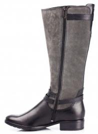 Чоботи  для жінок Tamaris 25503-25-056 black/graphite модне взуття, 2017
