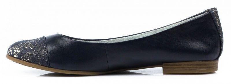 Балетки женские Tamaris IS193 размеры обуви, 2017