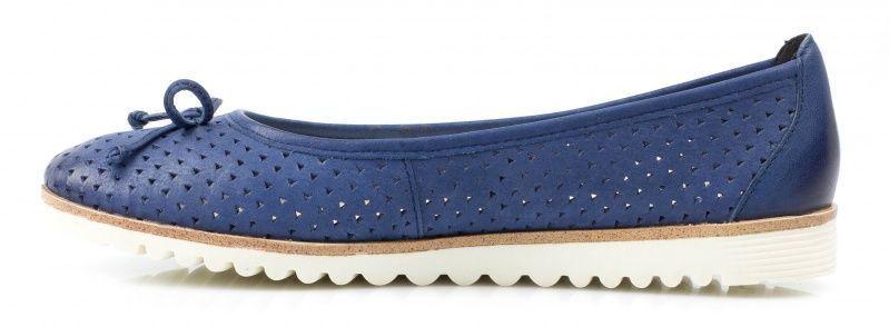Балетки женские Tamaris IS197 размеры обуви, 2017