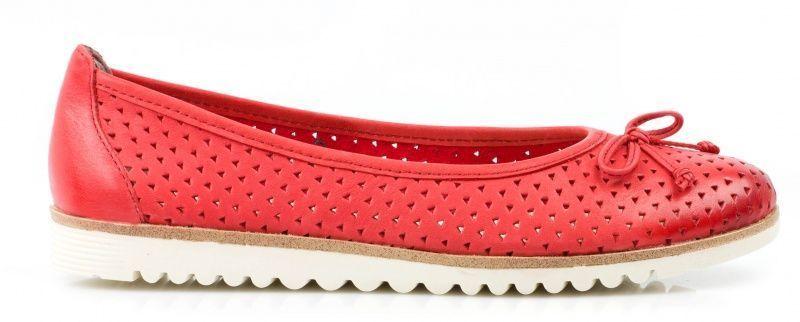 Балетки  для жінок Tamaris IS198 розмірна сітка взуття, 2017