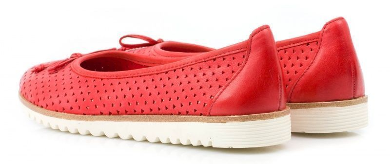 Tamaris Балетки  модель IS198 размерная сетка обуви, 2017