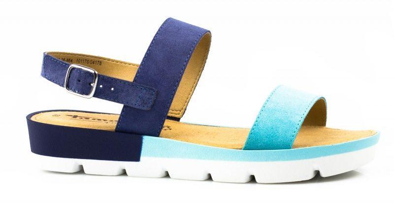 Tamaris Сандалии  модель IS204 размеры обуви, 2017
