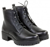 Ботинки для женщин Tamaris 26284-37-001 black Заказать, 2017
