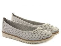 женская обувь Tamaris белого цвета , 2017