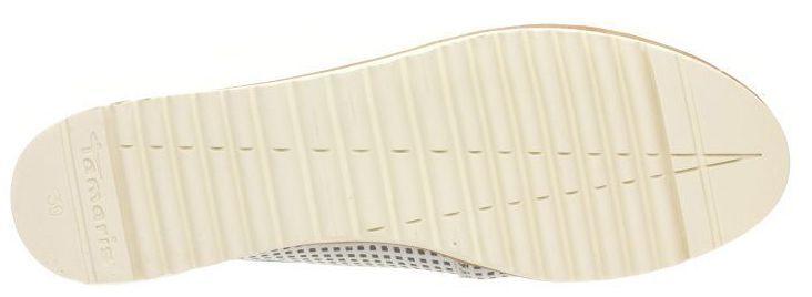 Полуботинки для женщин Tamaris 23603-28-100 white купить, 2017