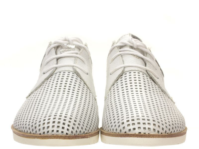Полуботинки для женщин Tamaris 23603-28-100 white цена обуви, 2017