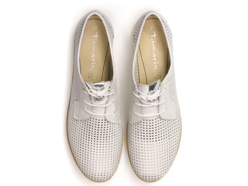 Полуботинки для женщин Tamaris 23603-28-100 white брендовая обувь, 2017