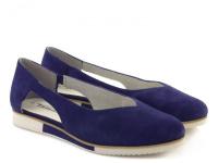 Балетки для женщин Tamaris 24202-28-815 blue Заказать, 2017