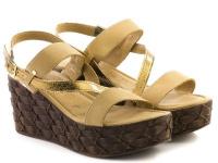 Босоножки для женщин Tamaris 28215-28-372 beige/bronce модная обувь, 2017