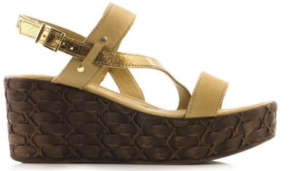 Босоножки для женщин Tamaris 28215-28-372 beige/bronce брендовая обувь, 2017