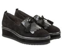 женская обувь Tamaris черного цвета отзывы, 2017