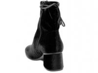 Черевики  для жінок Tamaris 25047-29-048 BLACK VELVET модне взуття, 2017
