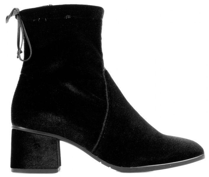 Черевики  для жінок Tamaris 25047-29-048 BLACK VELVET купити в Iнтертоп, 2017