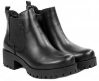 Ботинки для женщин Tamaris 25435-29-003 BLACK LEATHER купить в Интертоп, 2017