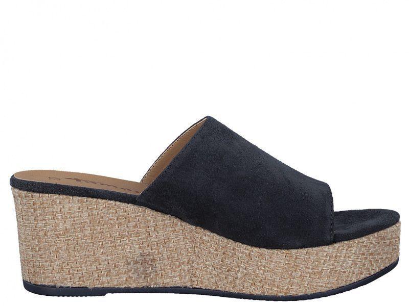 Шлёпанцы для женщин Tamaris IS411 размерная сетка обуви, 2017
