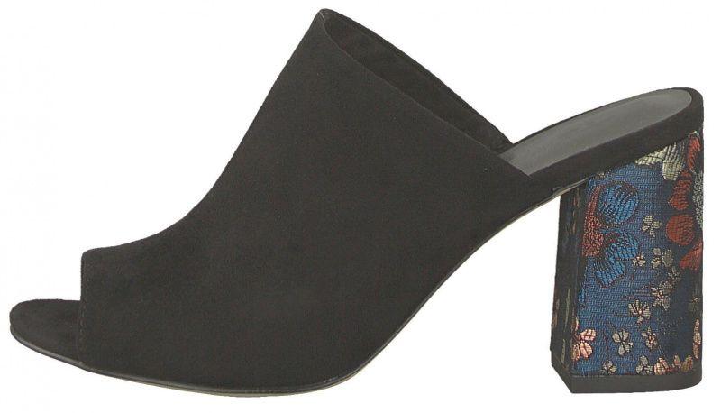 Босоніжки  для жінок Tamaris 1-1-27288-22-016 BLACK FLOWER розмірна сітка взуття, 2017