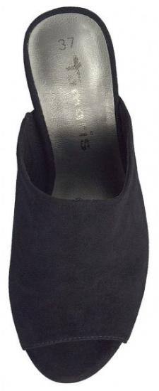 Босоніжки  для жінок Tamaris 1-1-27288-22-016 BLACK FLOWER брендове взуття, 2017