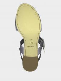 Босоніжки  для жінок Tamaris 28211-22-560  LAVENDER PAT. розмірна сітка взуття, 2017