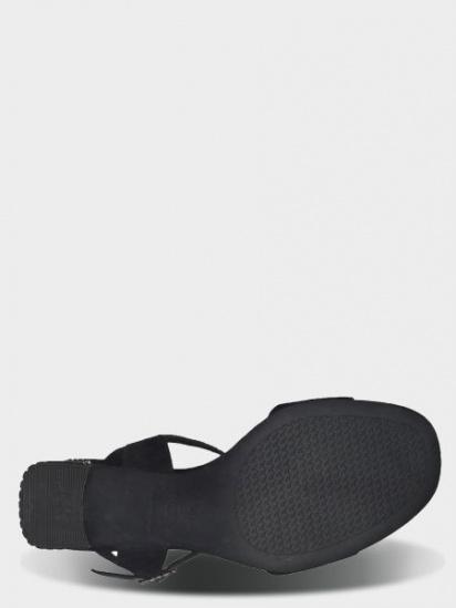 Босоніжки  для жінок Tamaris 28359-22-003 BLACK LEATHER продаж, 2017