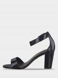 Босоніжки  для жінок Tamaris 28018-22-826 NAVY PATENT брендове взуття, 2017
