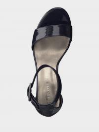 Босоніжки  для жінок Tamaris 28018-22-826 NAVY PATENT фото, купити, 2017
