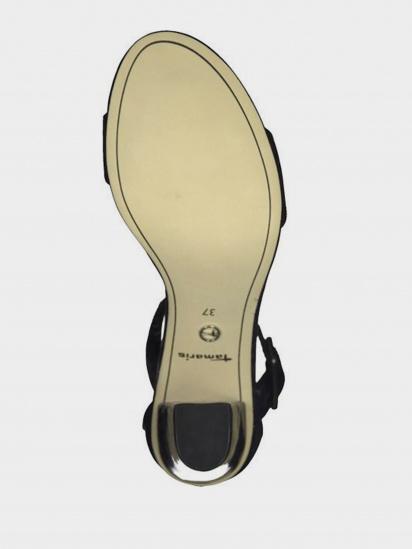 Босоніжки  для жінок Tamaris 28018-22-826 NAVY PATENT модне взуття, 2017