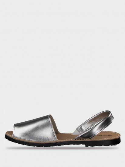Сандалі  для жінок Tamaris 28916-22-933 SILVER METALL. модне взуття, 2017