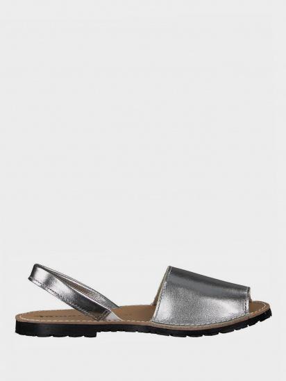 Сандалі  для жінок Tamaris 28916-22-933 SILVER METALL. брендове взуття, 2017