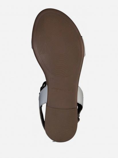 Сандалі  для жінок Tamaris 28127-22-197 WHITE COMB ціна взуття, 2017