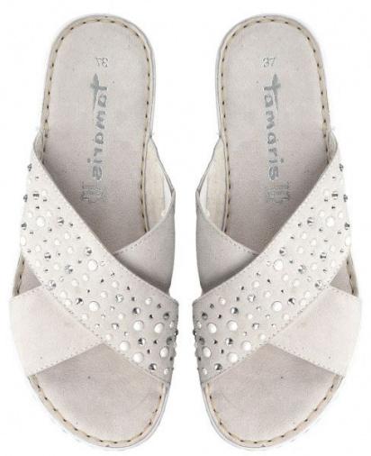 Шльопанці  для жінок Tamaris 27223-22-113 CARRARA ціна взуття, 2017