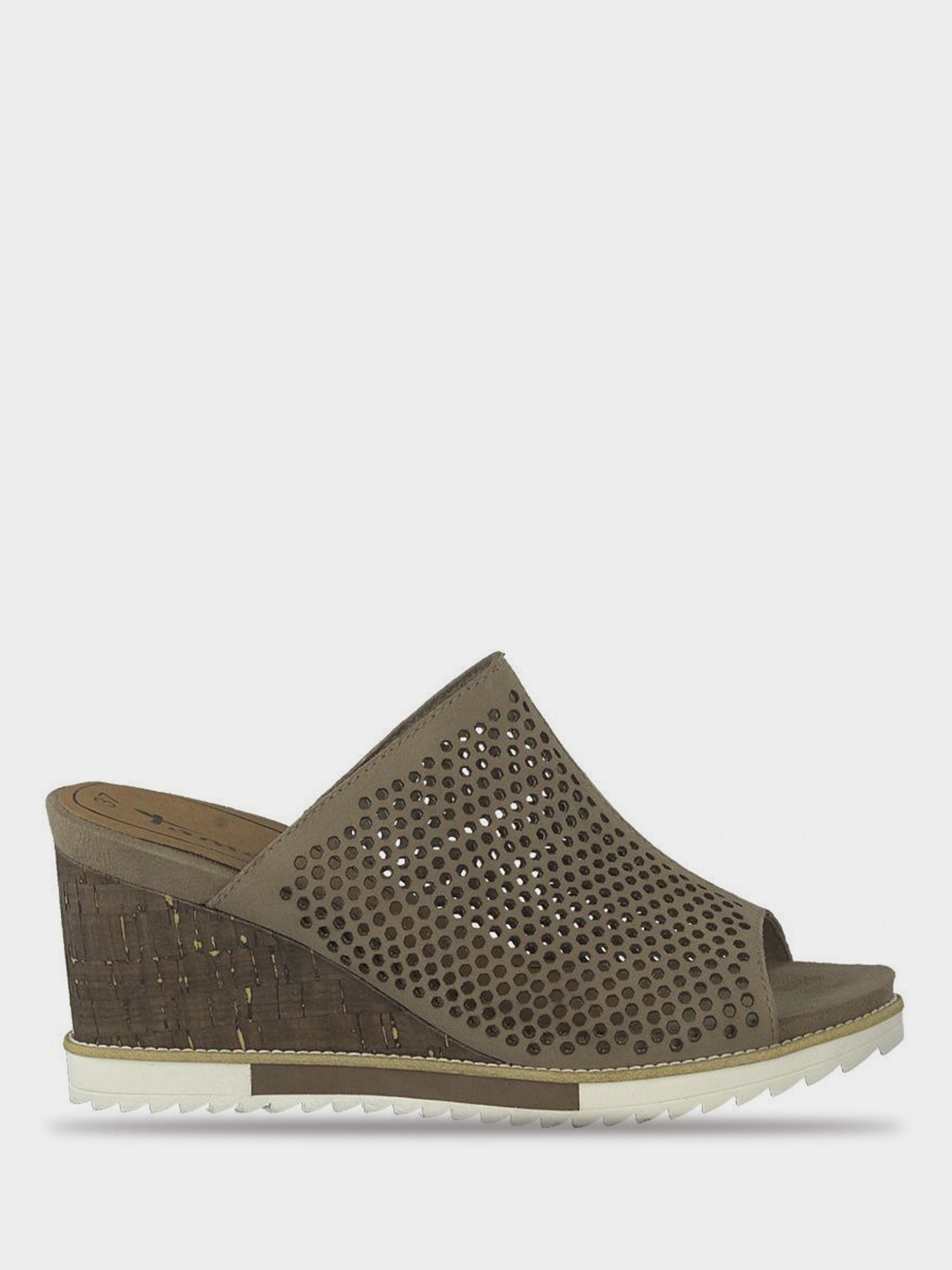Шлёпанцы для женщин Tamaris IS572 размерная сетка обуви, 2017