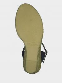 Босоніжки  для жінок Tamaris 28300-22-770 NAVY UNI ціна взуття, 2017