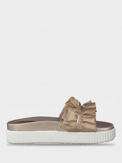 Шльопанці  для жінок Tamaris 27212-22-578 ROSE SATIN ціна взуття, 2017