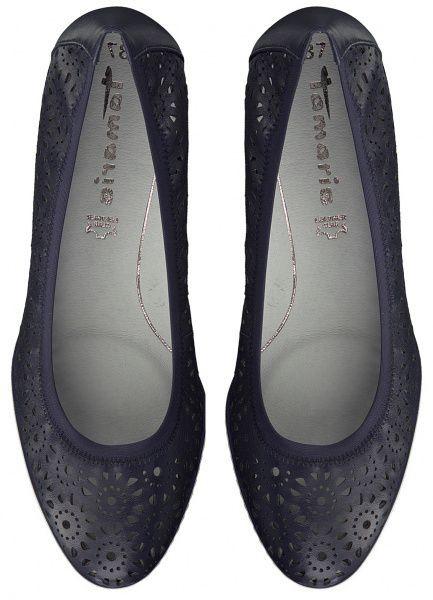 Туфлі  для жінок Tamaris 1-1-22312-32-805 NAVY продаж, 2017