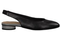 Туфлі  для жінок Tamaris 1-1-29409-32-052 BLACK/STRIPES модне взуття, 2017