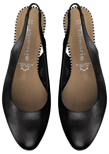 Туфли для женщин Tamaris IS585 размерная сетка обуви, 2017